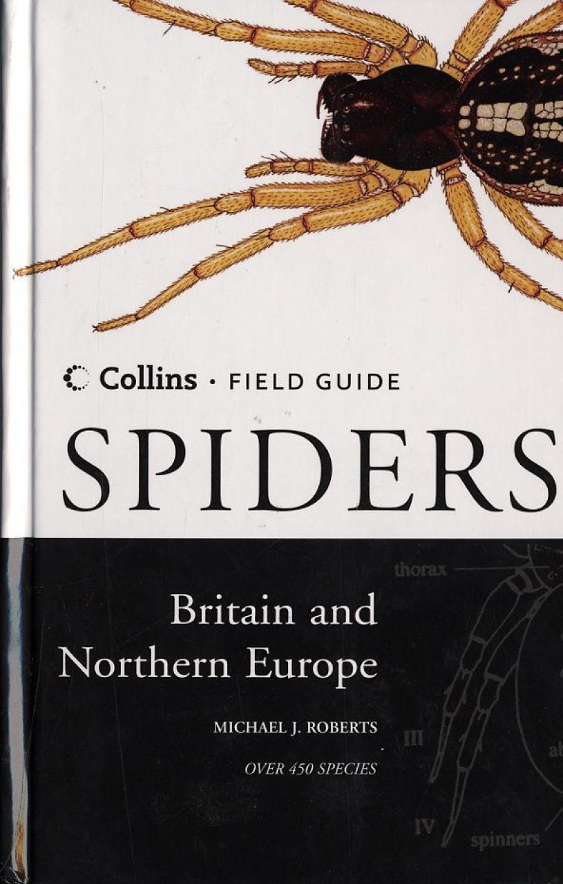 Collins Field Guide to the Spiders of Britain and Northern Europe
