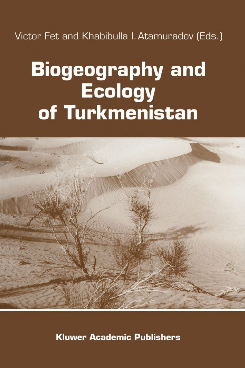 Biogeography and Ecology of Turkmenistan