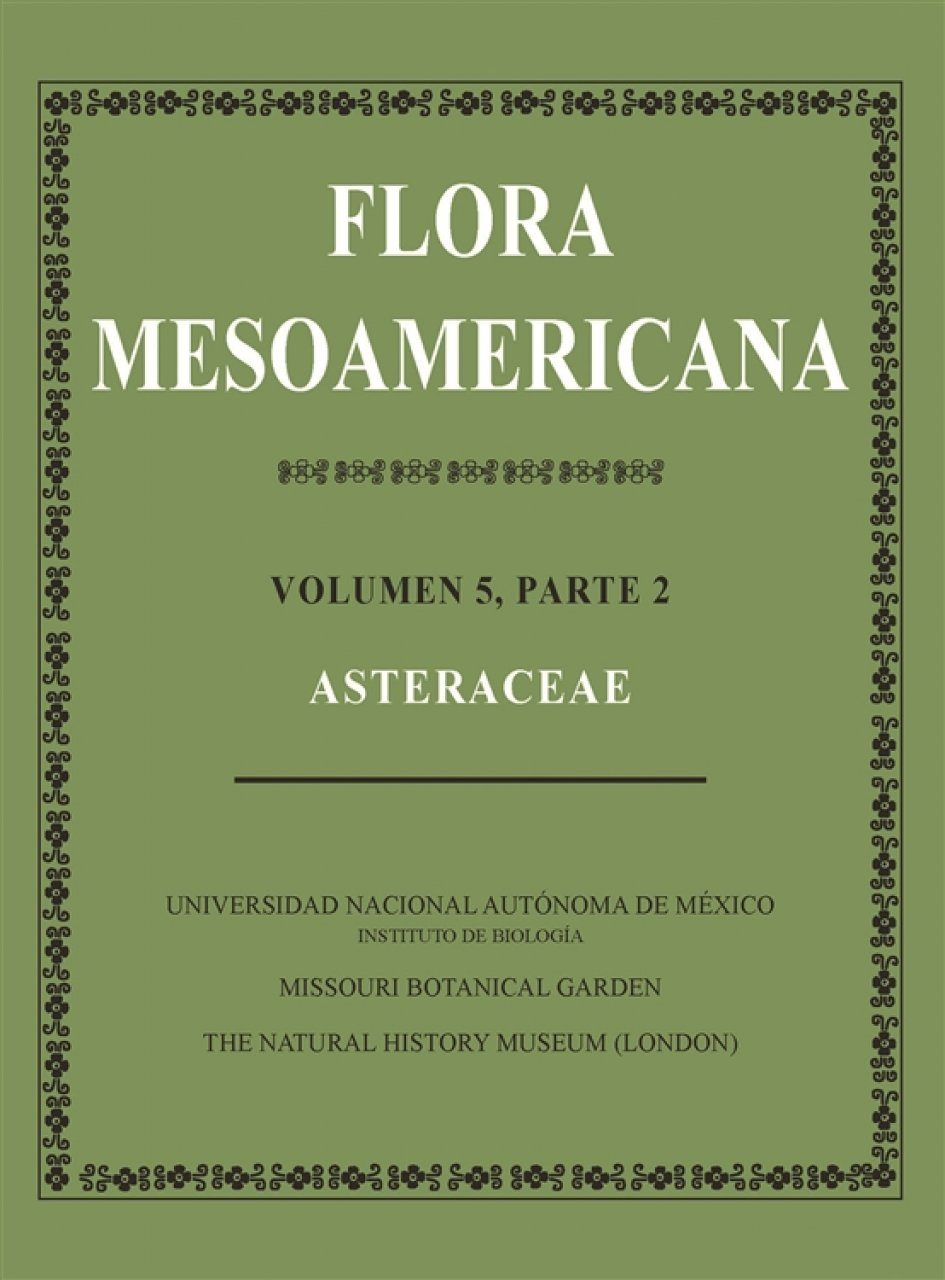 Flora Mesoamericana, Volume 5 (Part 2): Asteraceae [Spanish]
