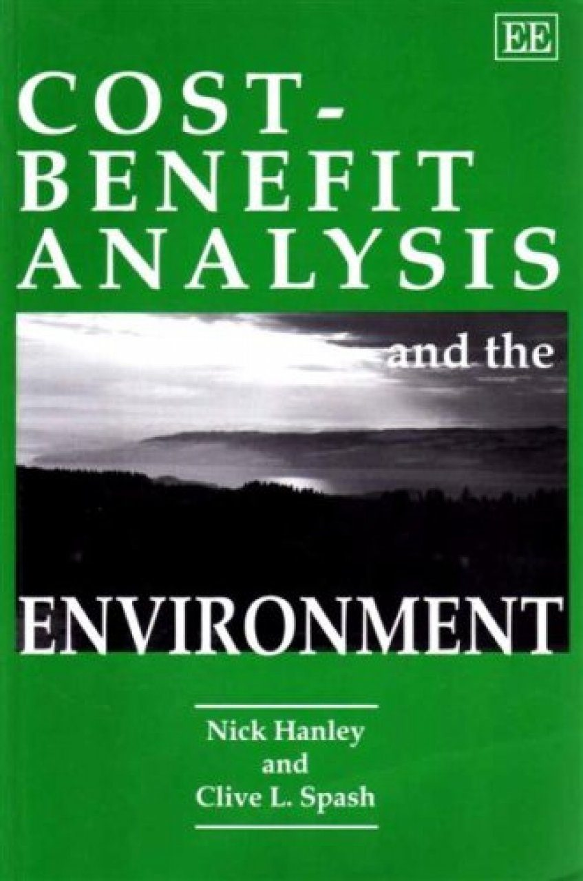 Cost Benefit Analysis and the Environment