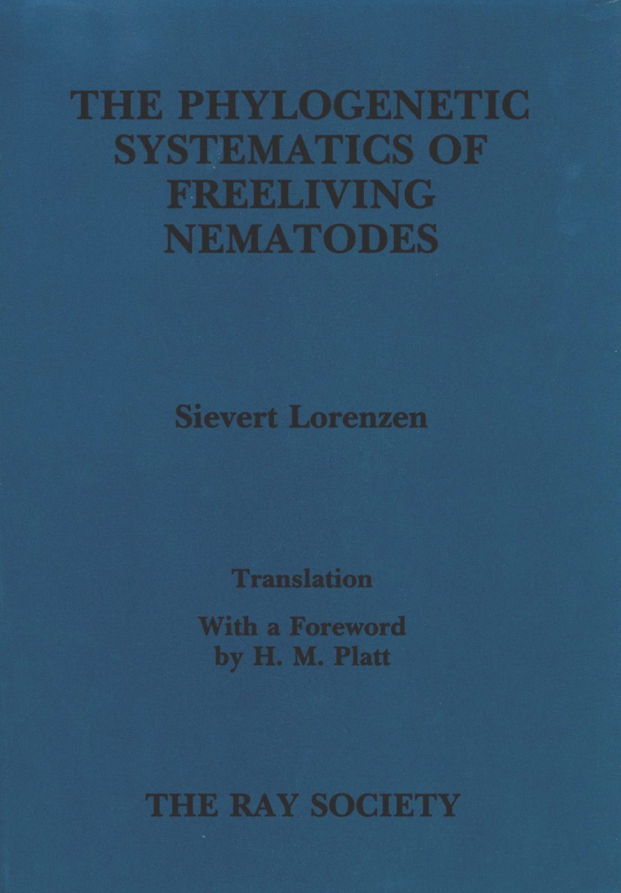 The Phylogenetic Systematics of Freeliving Nematodes