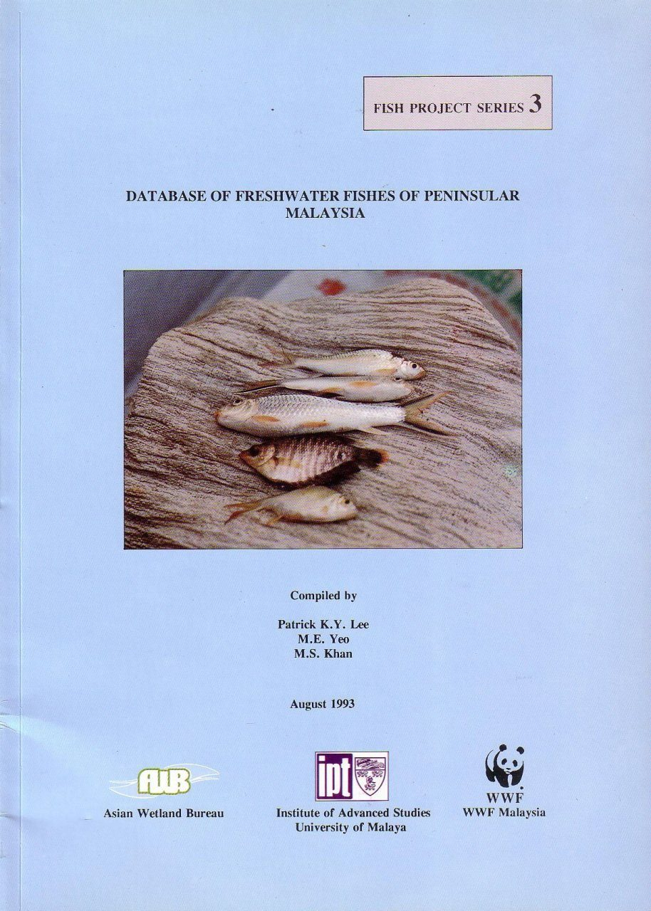 Database of Freshwater Fishes of Peninsular Malaysia