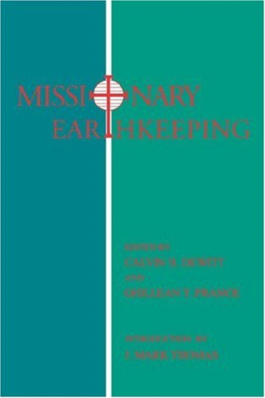 Missionary Earthkeeping