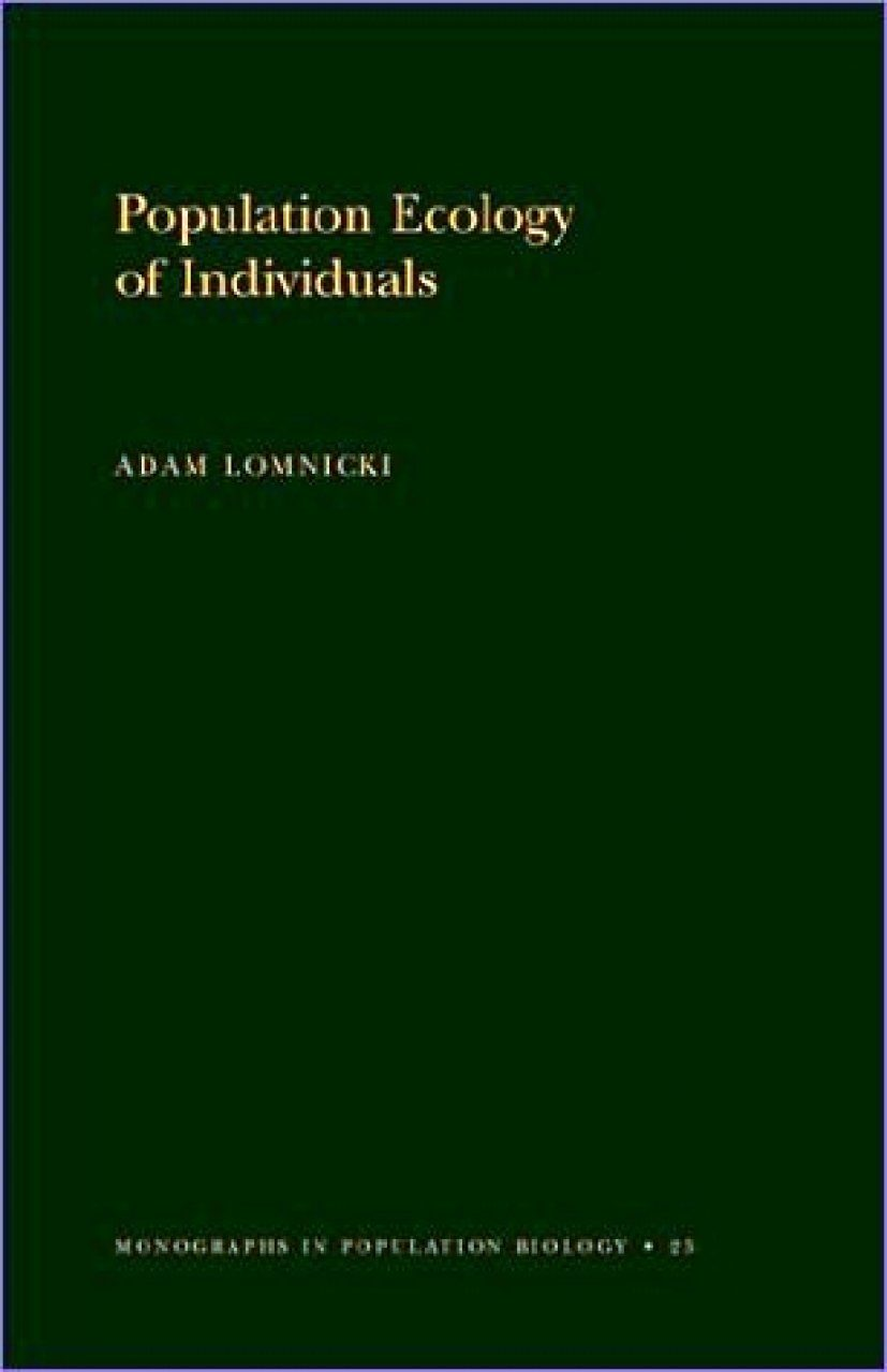 Population Ecology of Individuals