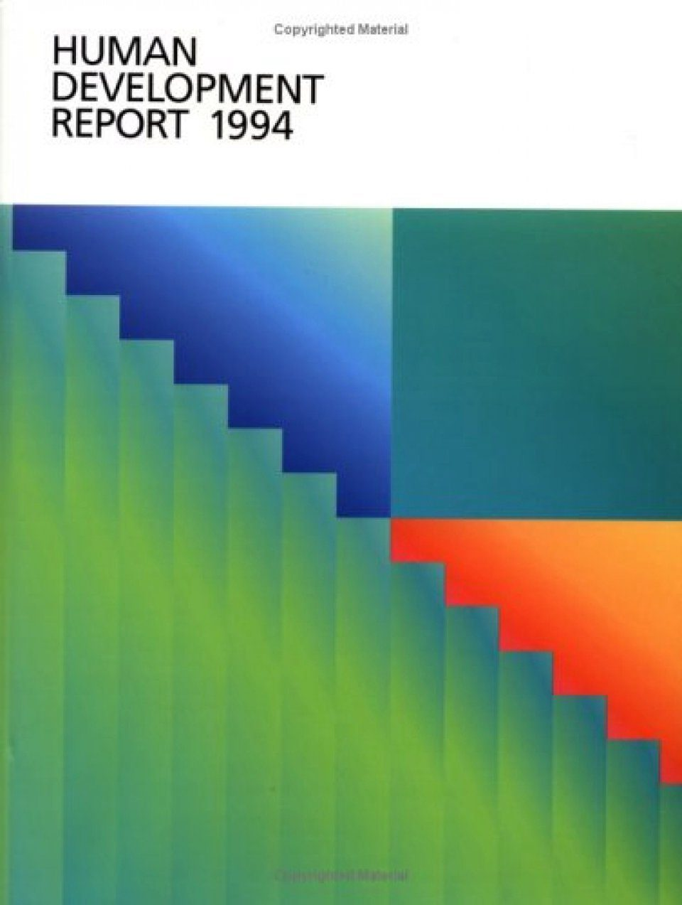 Human Development Report 1994