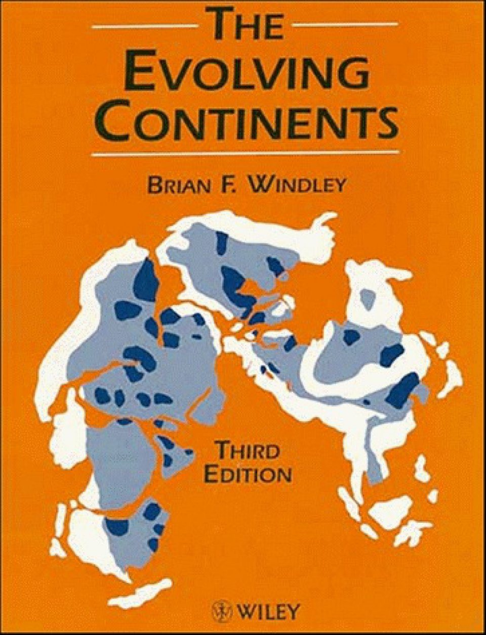 The Evolving Continents