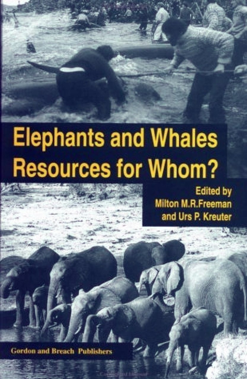 Elephants and Whales