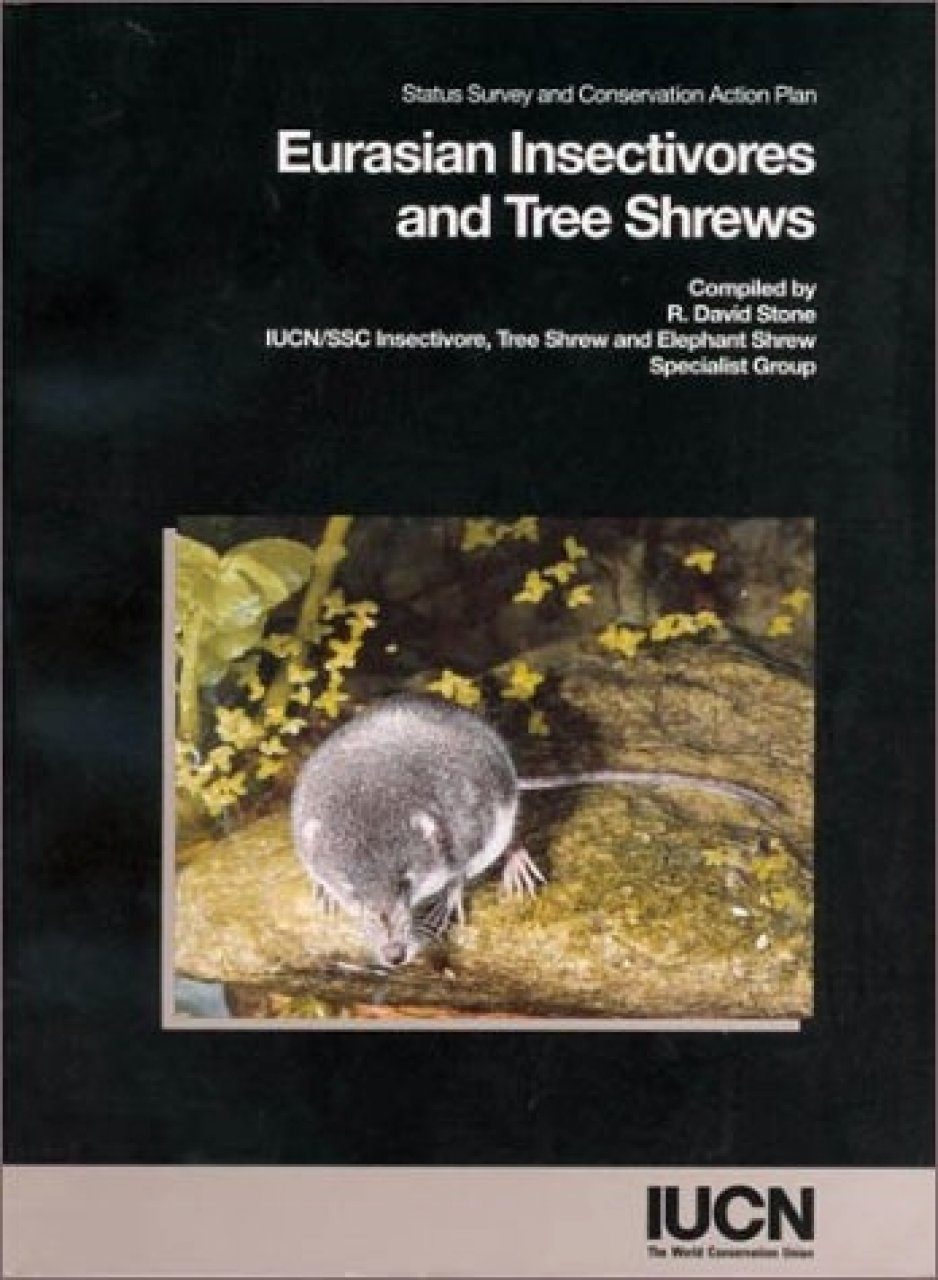 Eurasian Insectivores and Tree Shrews