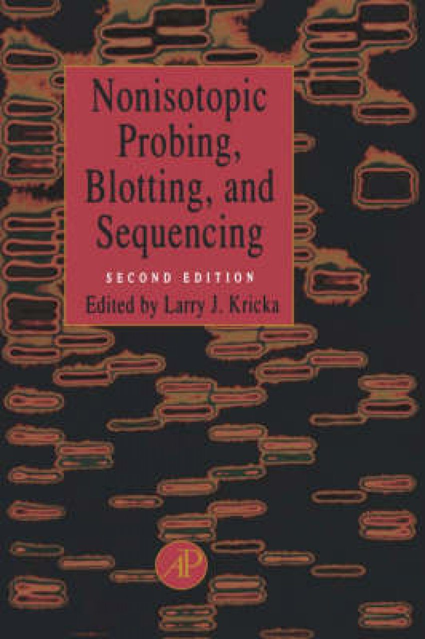 Nonisotopic Probing, Blotting, and Sequencing