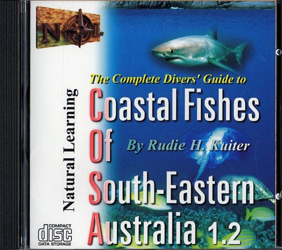 Coastal Fishes of South-Eastern Australia