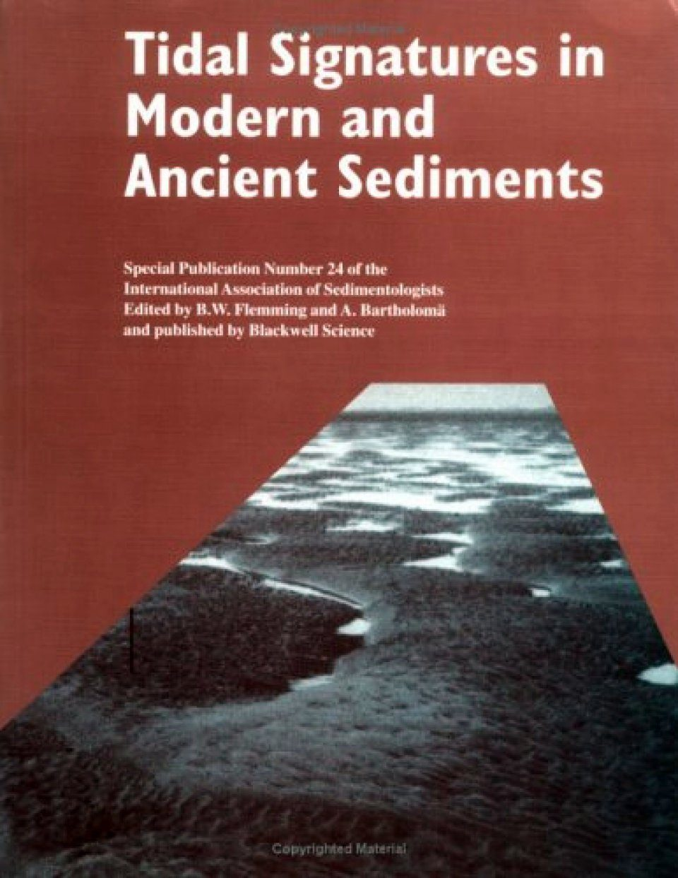 Tidal Signatures in Modern and Ancient Sediments