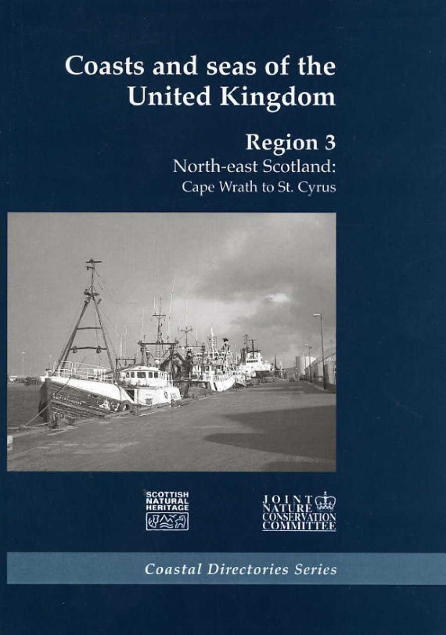 Coasts and Seas of the United Kingdom, Region 3
