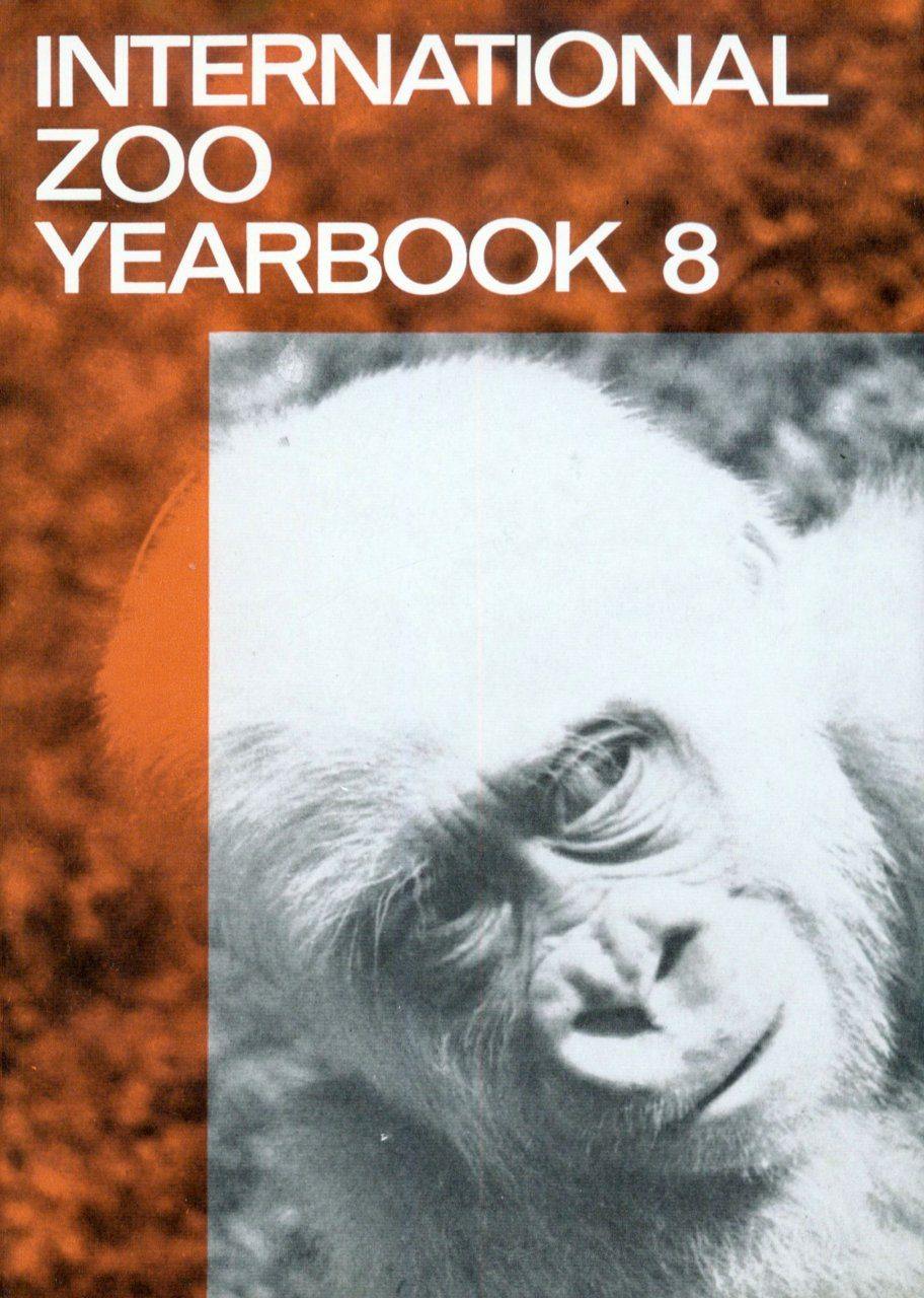 International Zoo Yearbook 8: Canids and Felids in Captivity