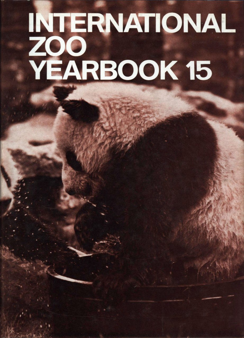 International Zoo Yearbook 15: Small Mammals in Captivity