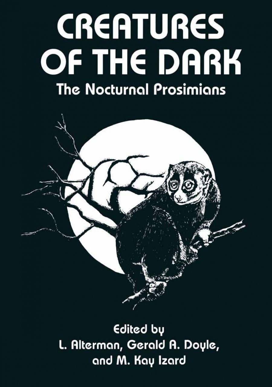 Creatures of the Dark: The Nocturnal Prosimians