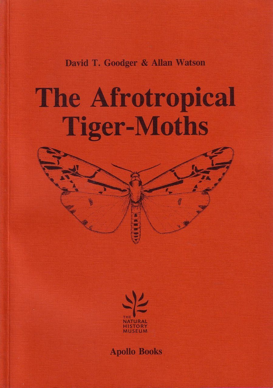 The Afrotropical Tiger-Moths