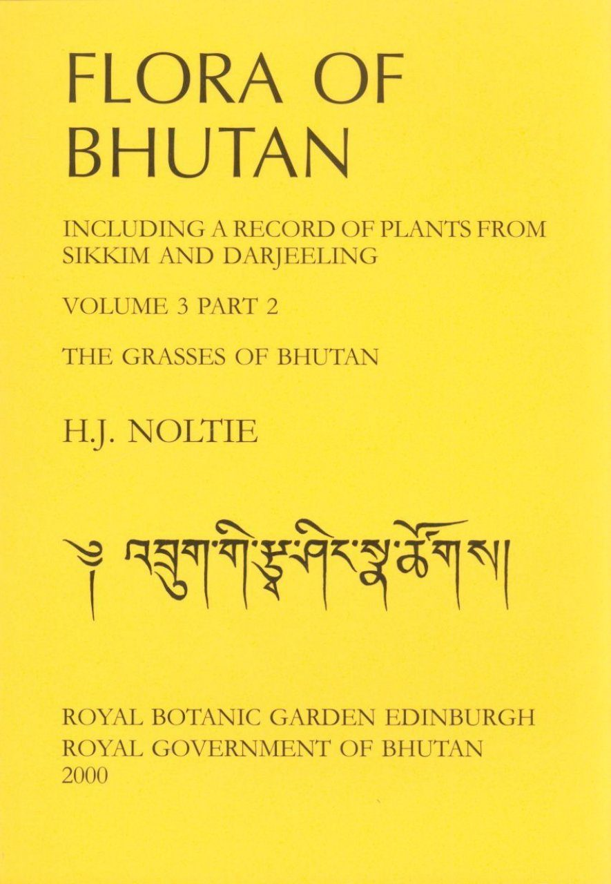 Flora of Bhutan, Volume 3, Part 2