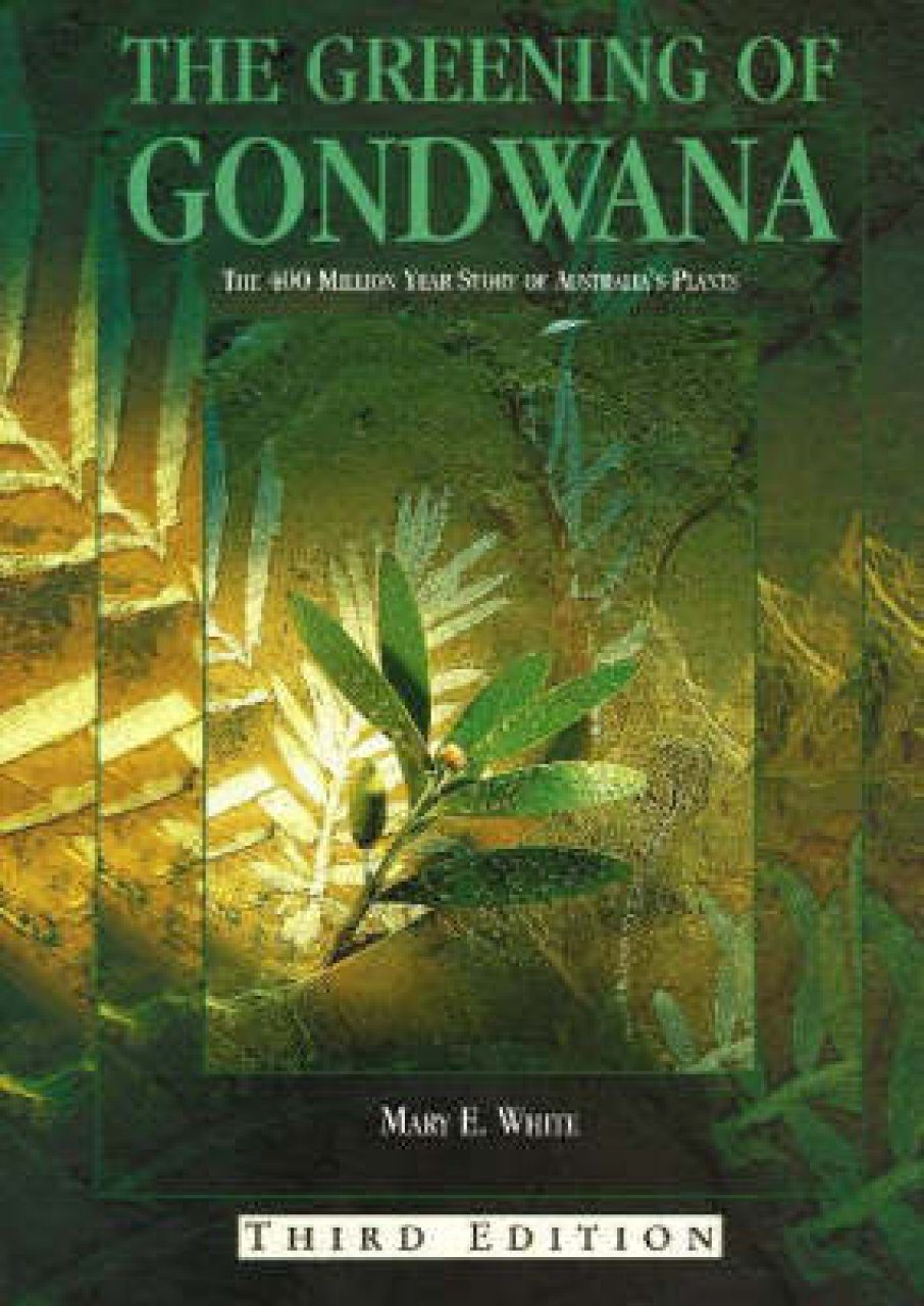 The Greening of Gondwana