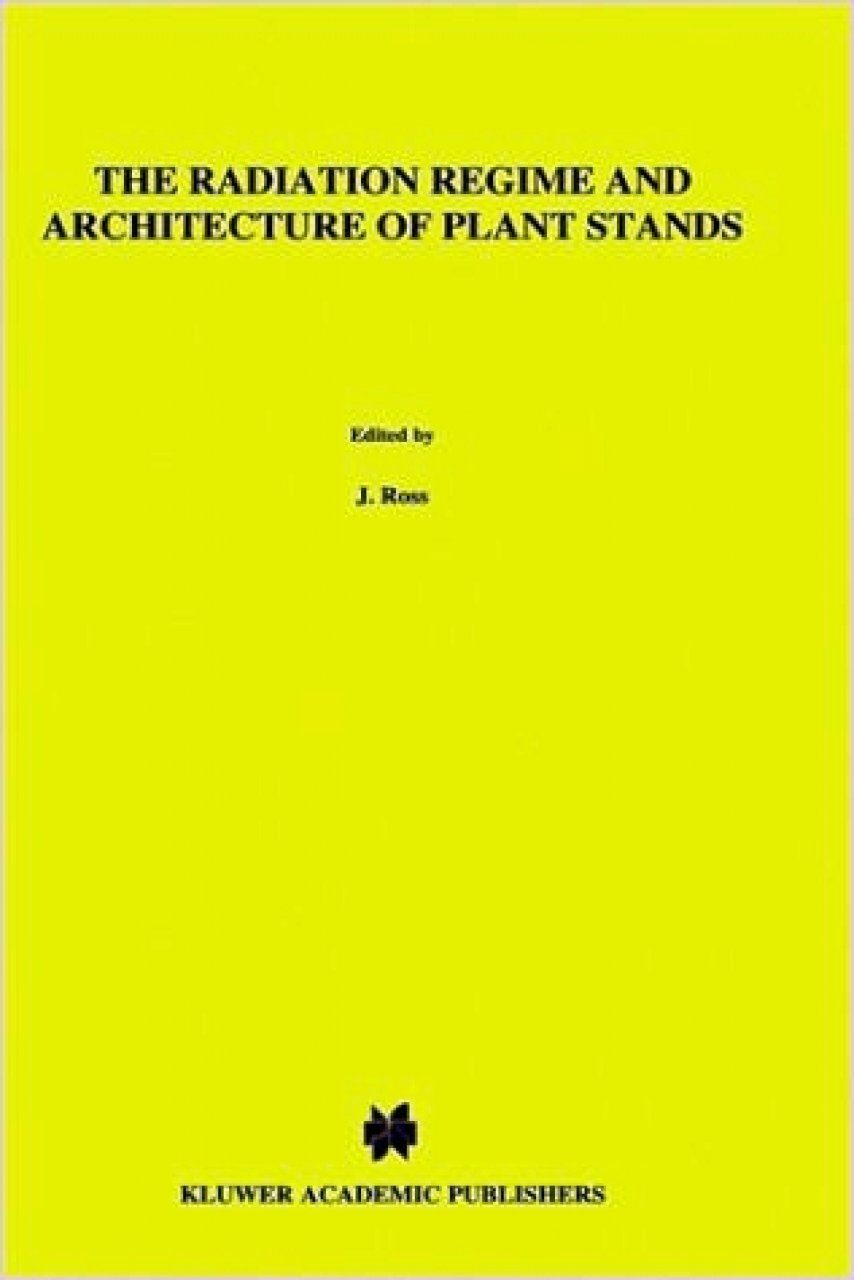 Radiation Regime and Architecture of Plant Stands
