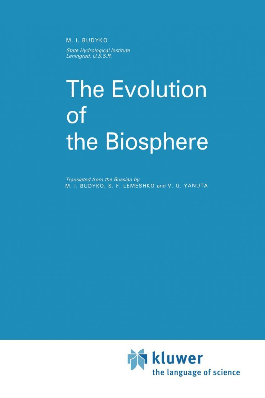 Evolution of the Biosphere