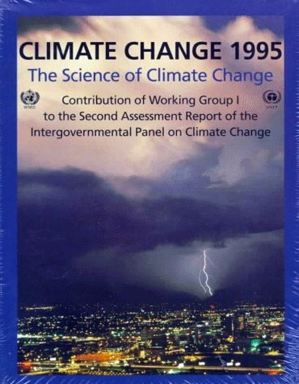 Climate Change 1995: The Science of Climate Change
