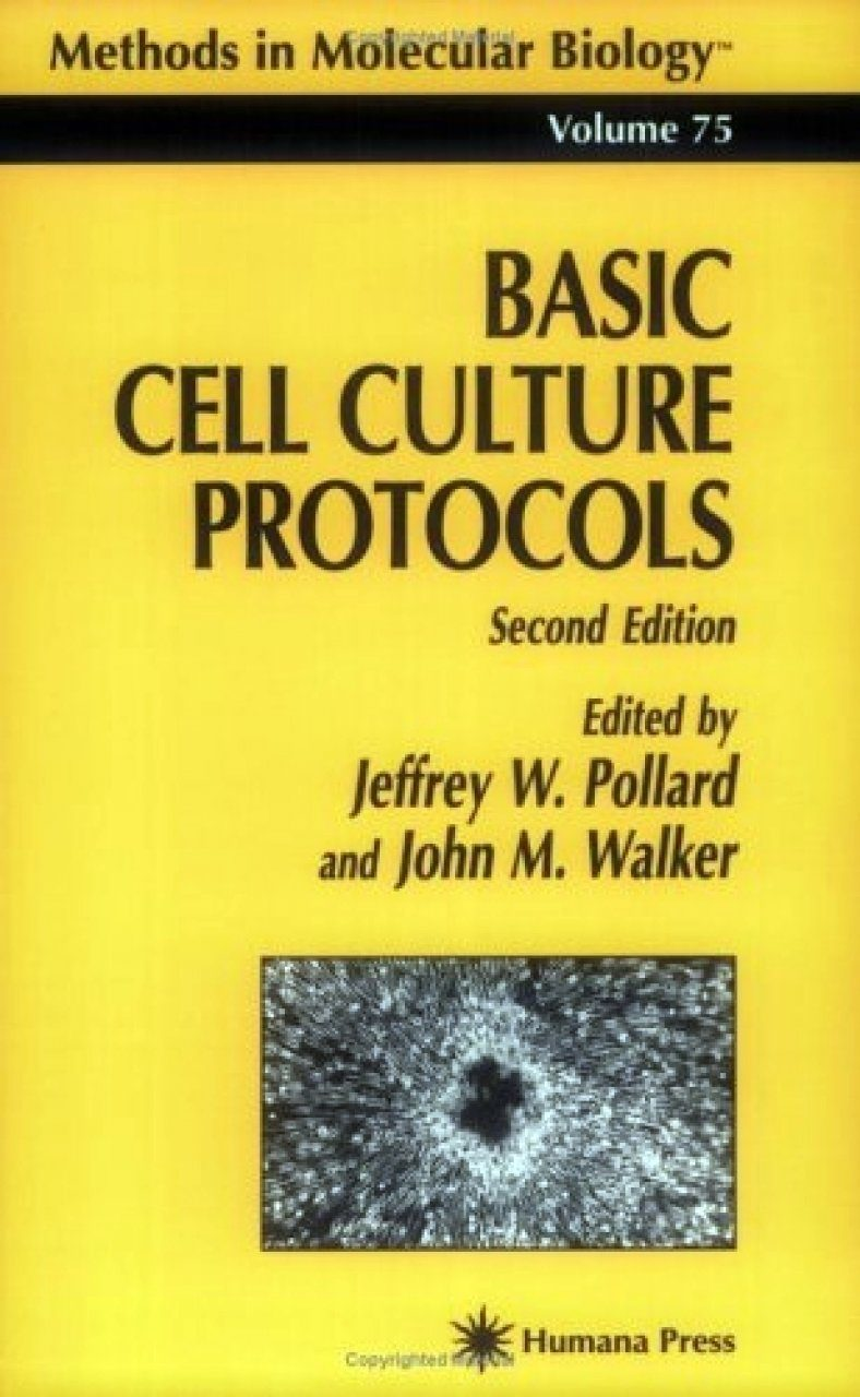 Basic Cell Culture Protocols