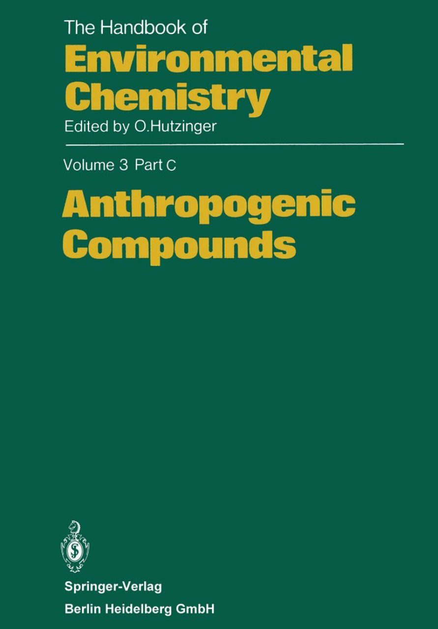 The Handbook of Environmental Chemistry, Volume 3, Part C