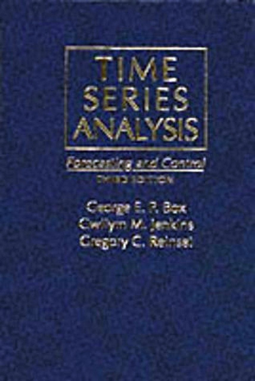 Time Series Analysis, Forecasting and Control