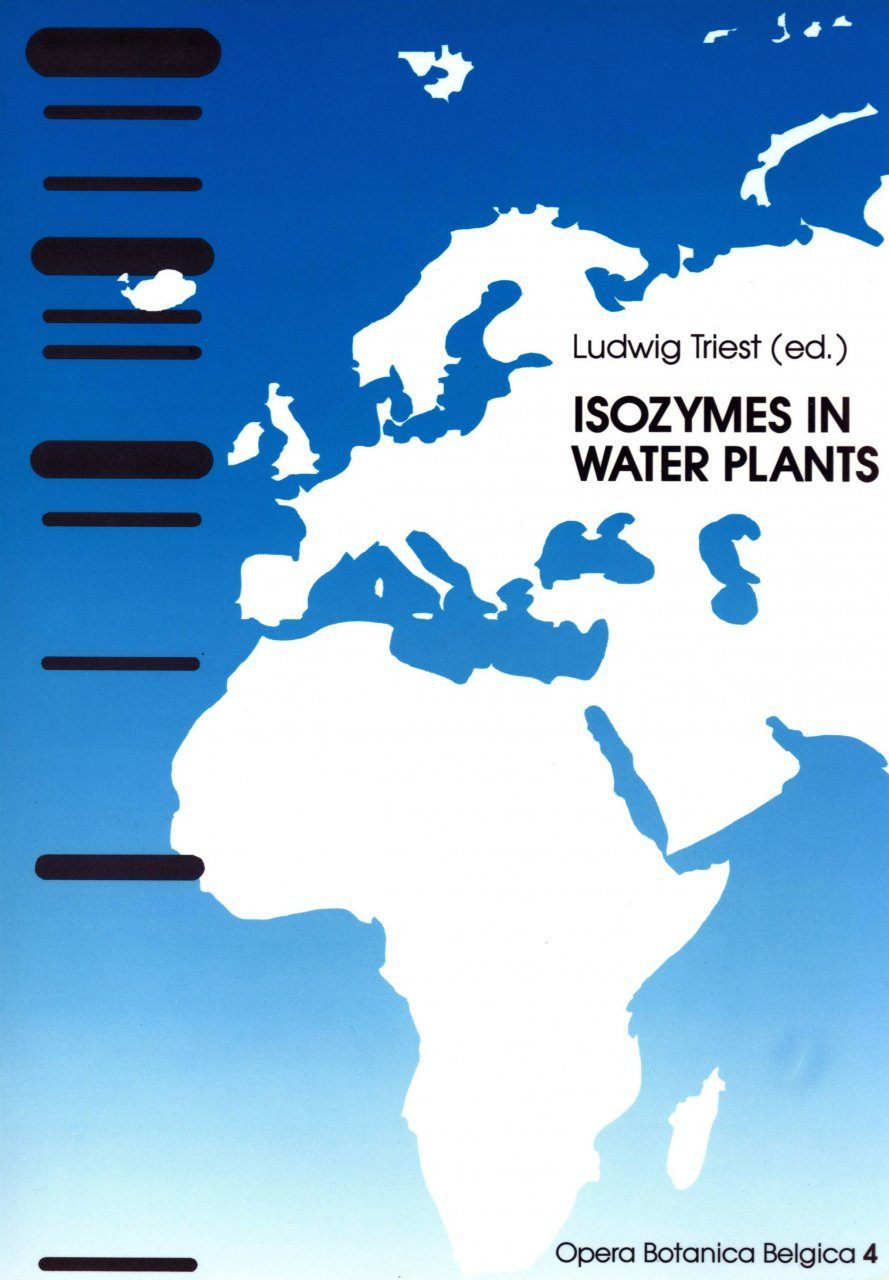 Opera Botanica Belgica, Volume 4: Isozymes in Water Plants