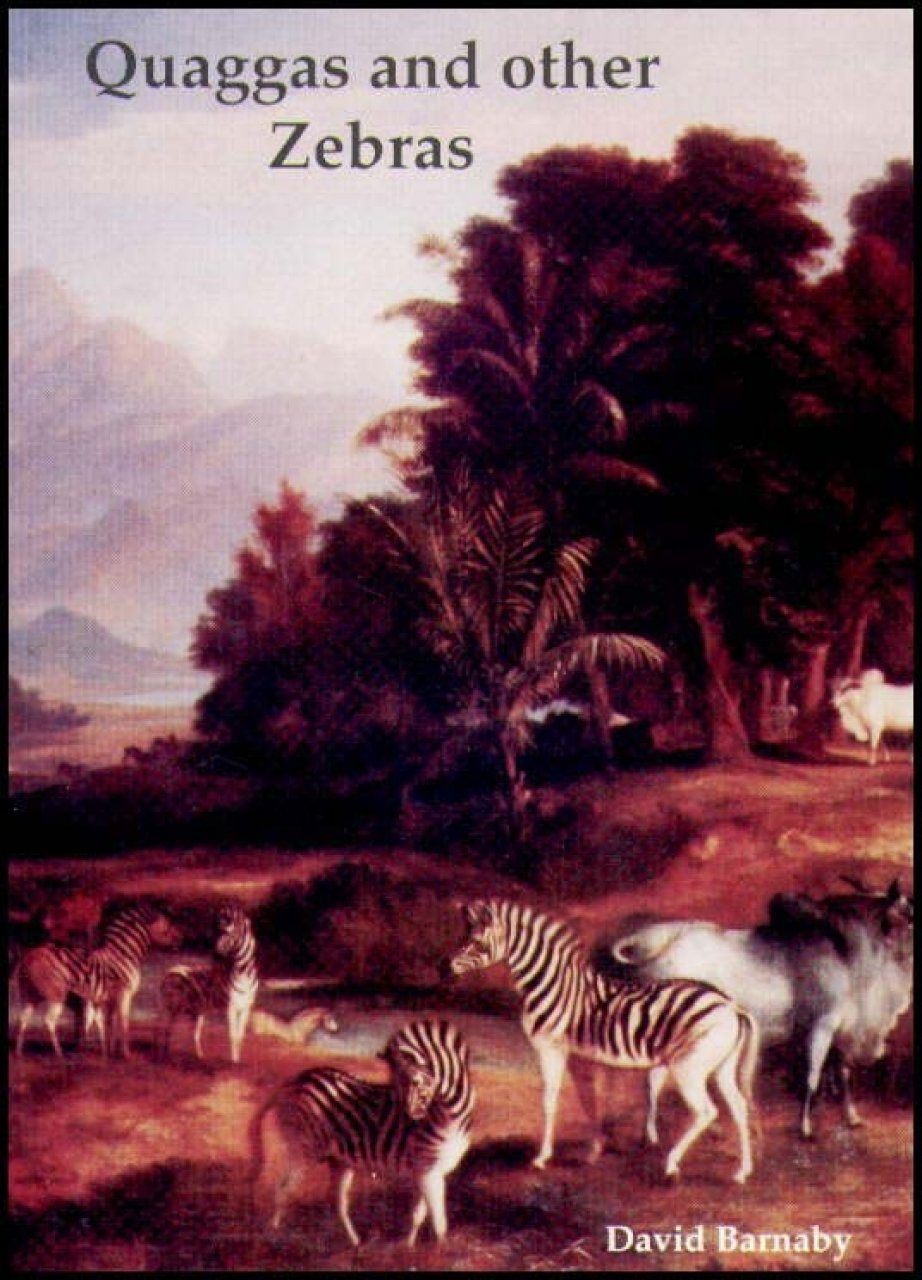 Quaggas and Other Zebras