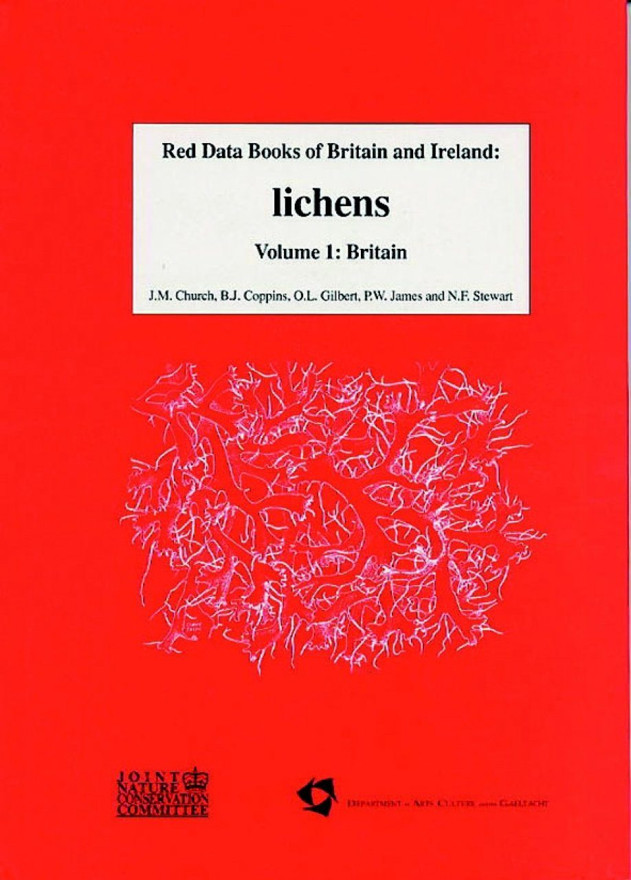 Red Data Books of Britain and Ireland: Lichens