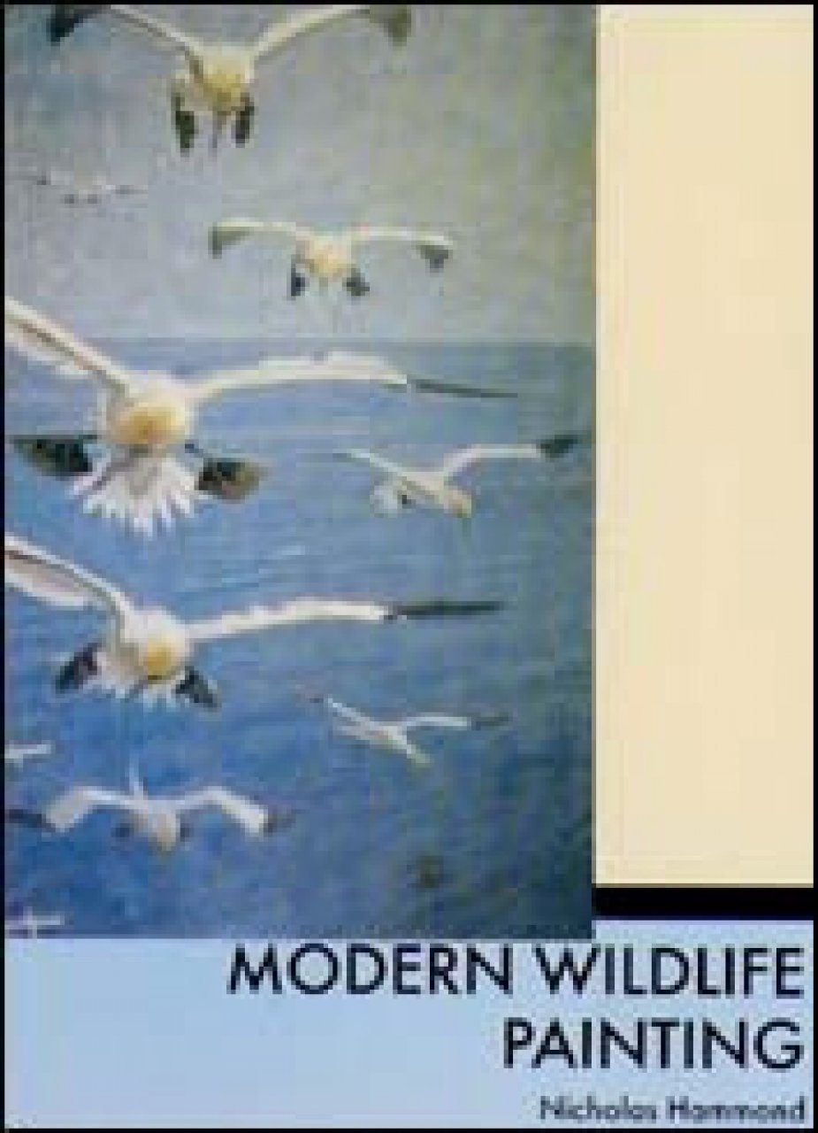 Modern Wildlife Painting