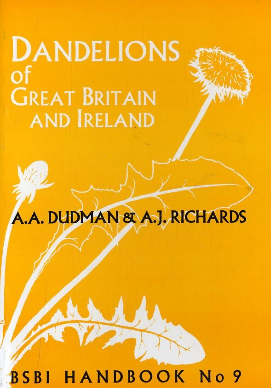 Dandelions of Great Britain and Ireland
