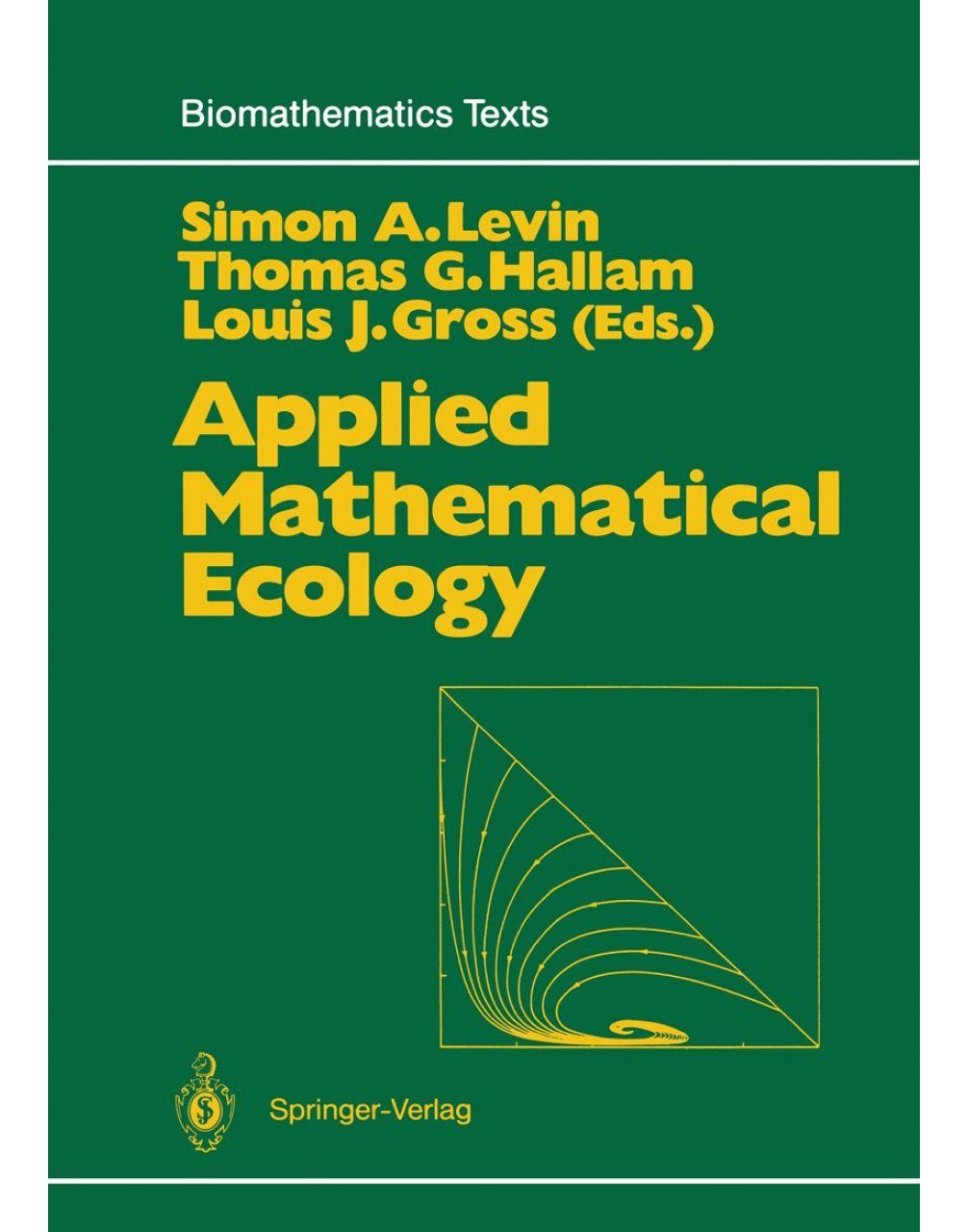 Applied Mathematical Ecology