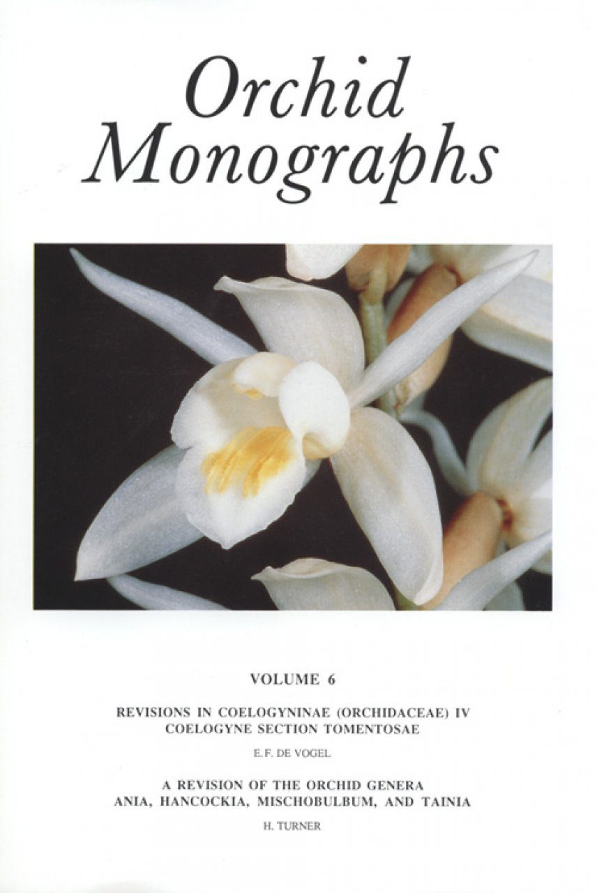 Orchid Monographs, Volume 6