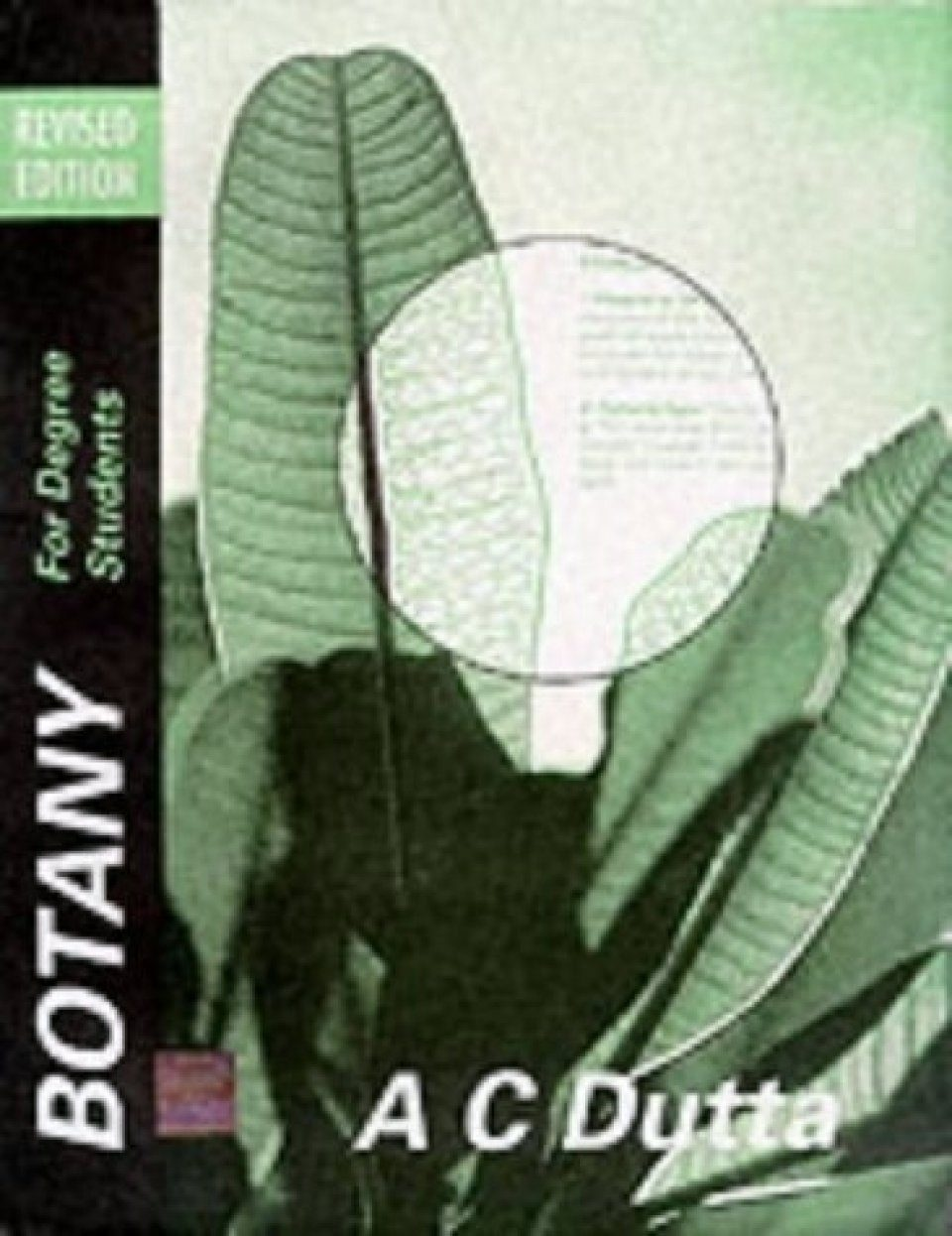 Botany for Degree Students
