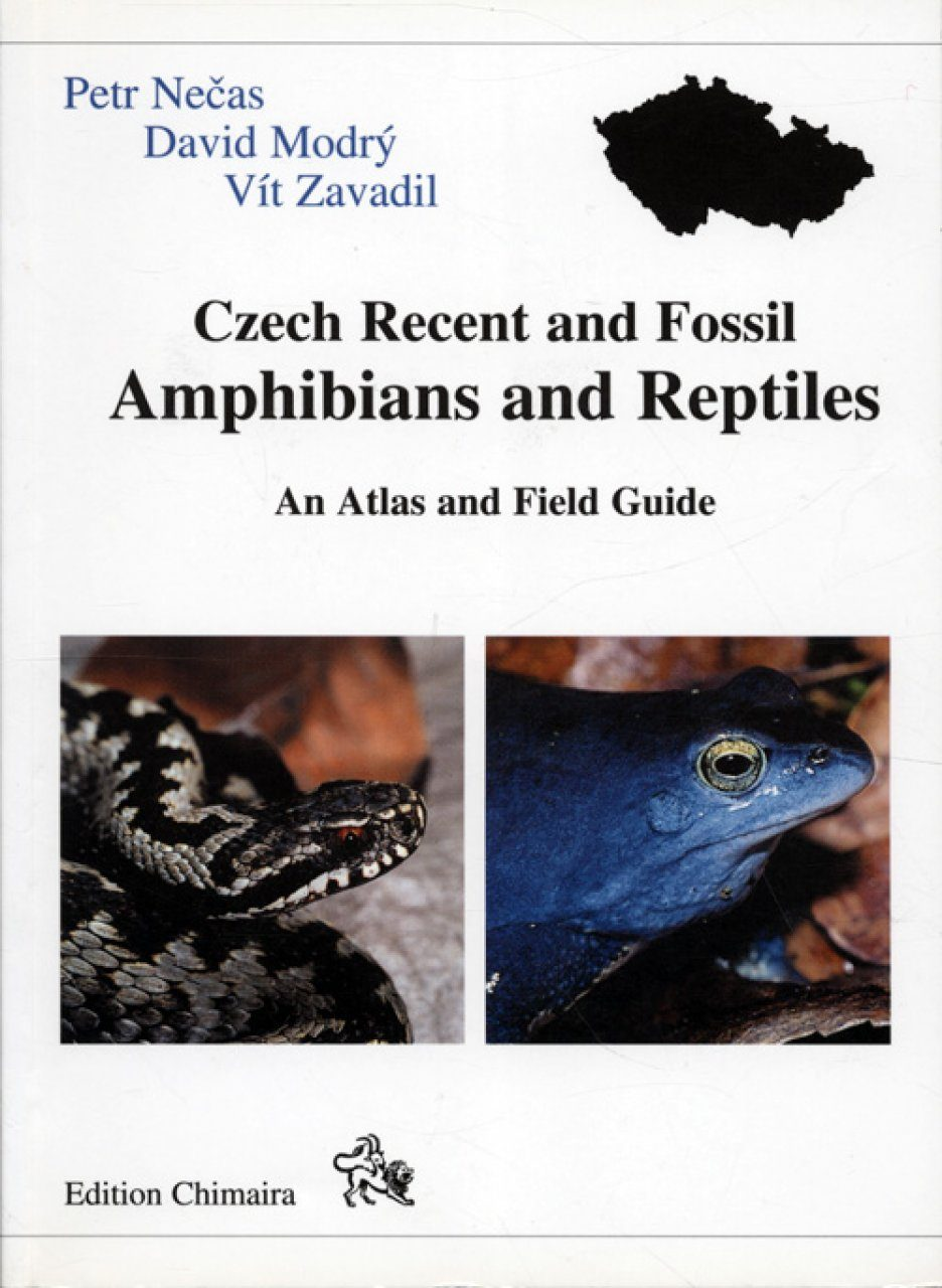 Czech Recent and Fossil Amphibians and Reptiles