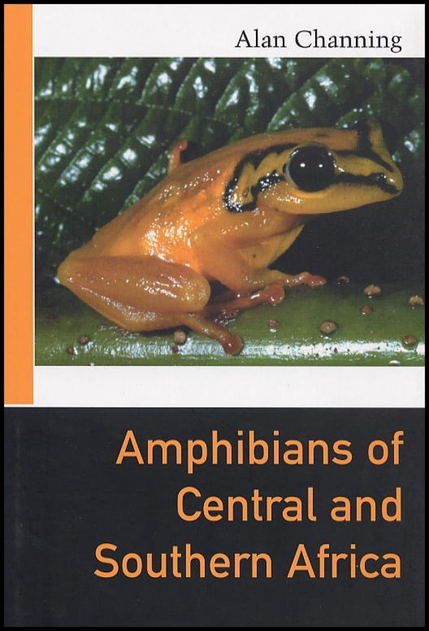 Amphibians of Central and Southern Africa