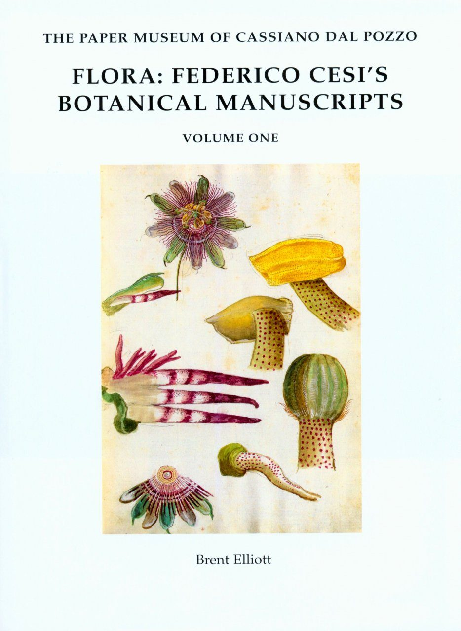 Flora: Federico Cesi's Botanical Manuscripts (3-Volume Set)