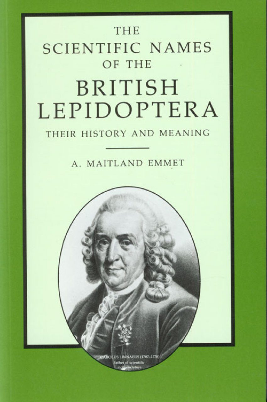 The Scientific Names of the British Lepidoptera