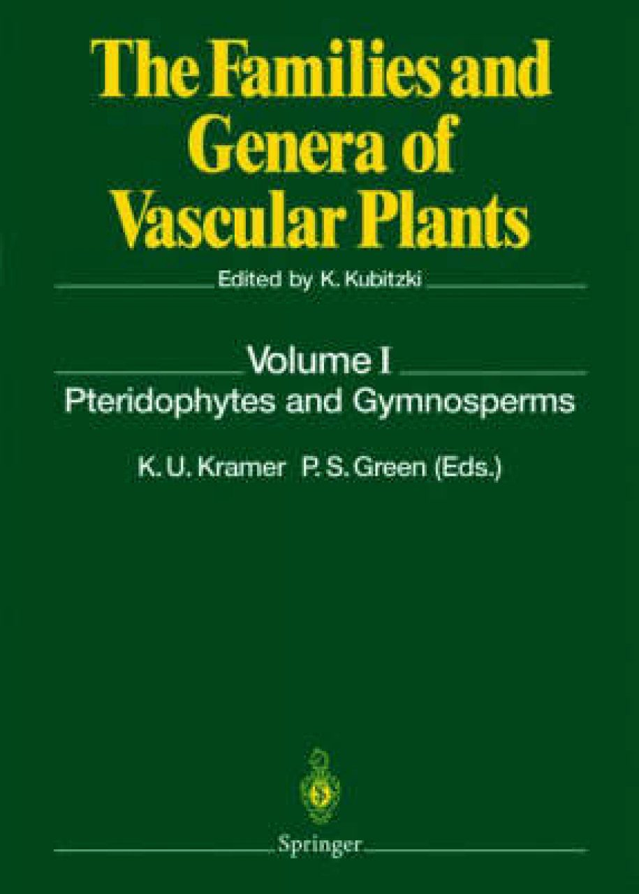 The Families and Genera of Vascular Plants, Volume 1