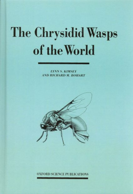 The Chrysidid Wasps of the World