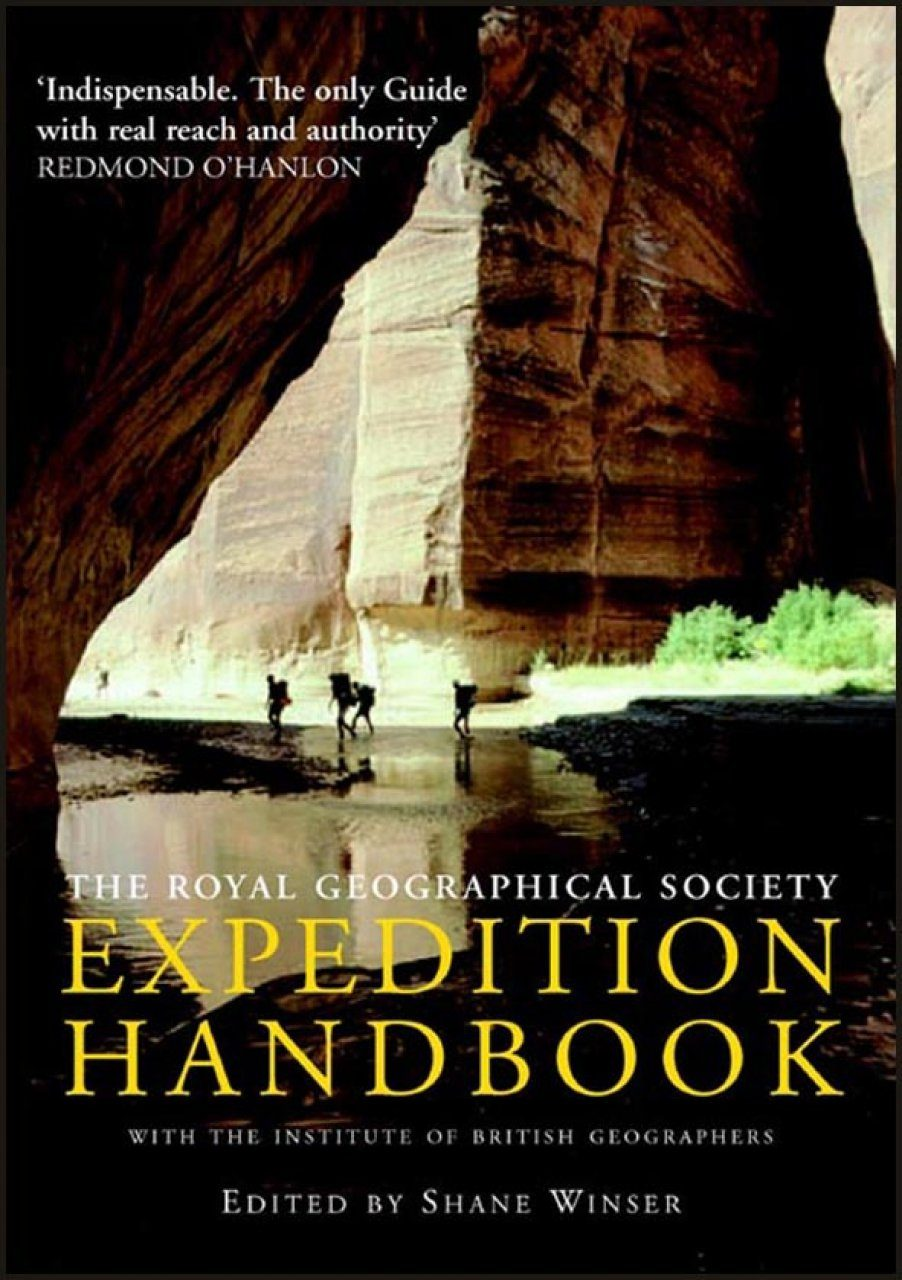 Royal Geographical Society Expedition Handbook