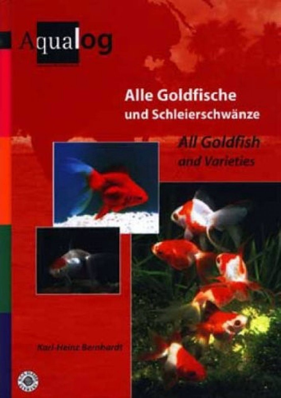 All Goldfish and Varieties / Alle Goldfische und Schleierschwänze