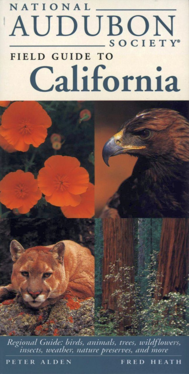 National Audubon Society Regional Field Guide to California