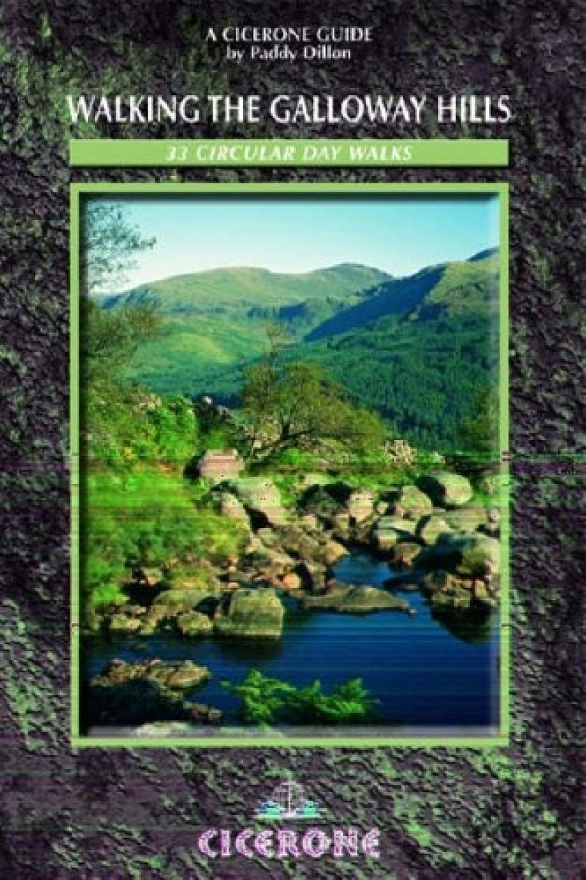 Cicerone Guides: Cairngorms: Walking the Galloway Hills