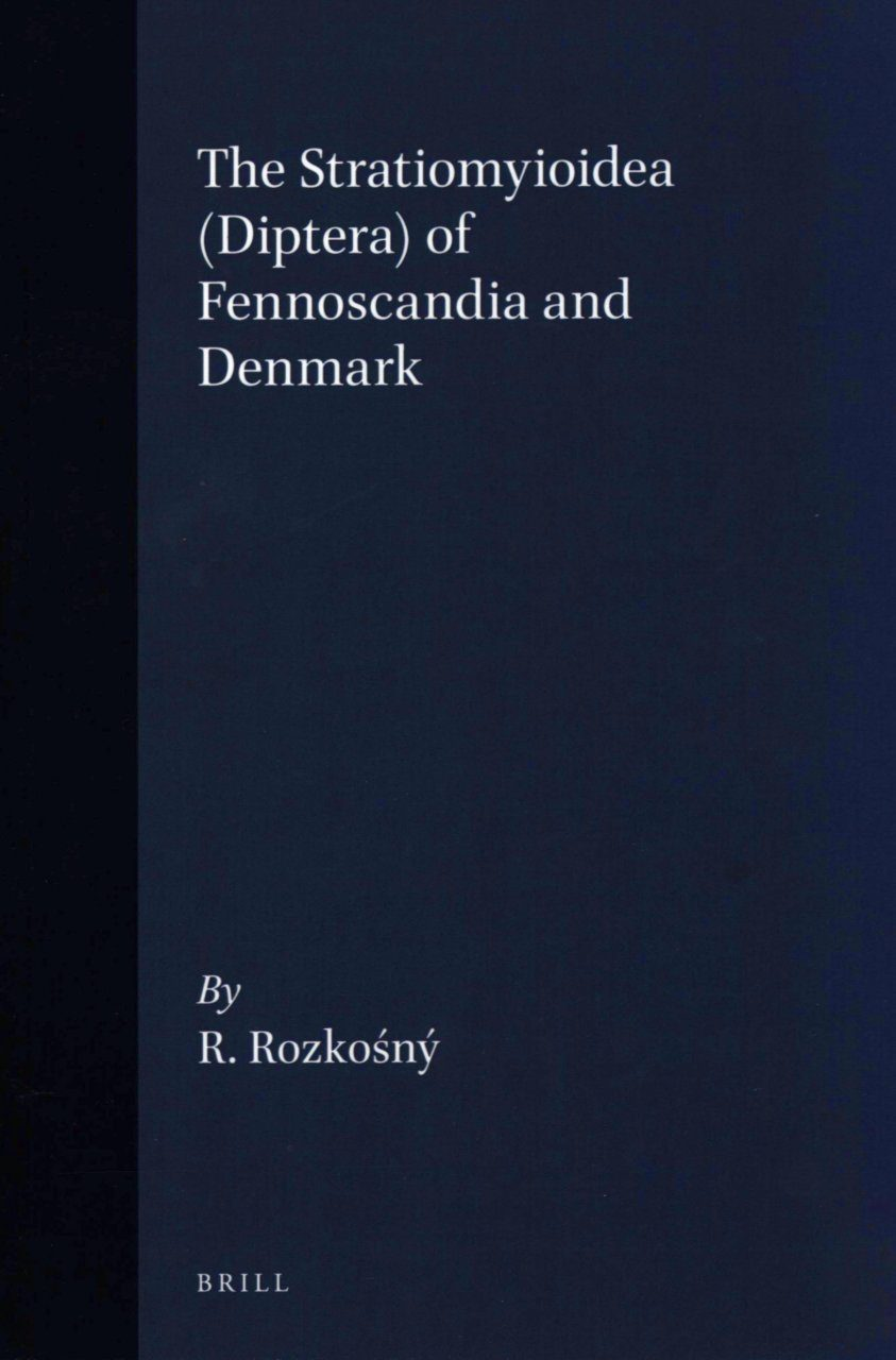 The Stratiomyioidea (Diptera) of Fennoscandia and Denmark