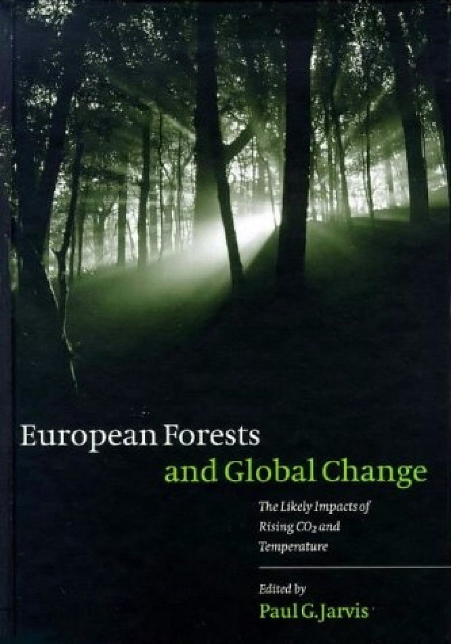 European Forests and Global Change