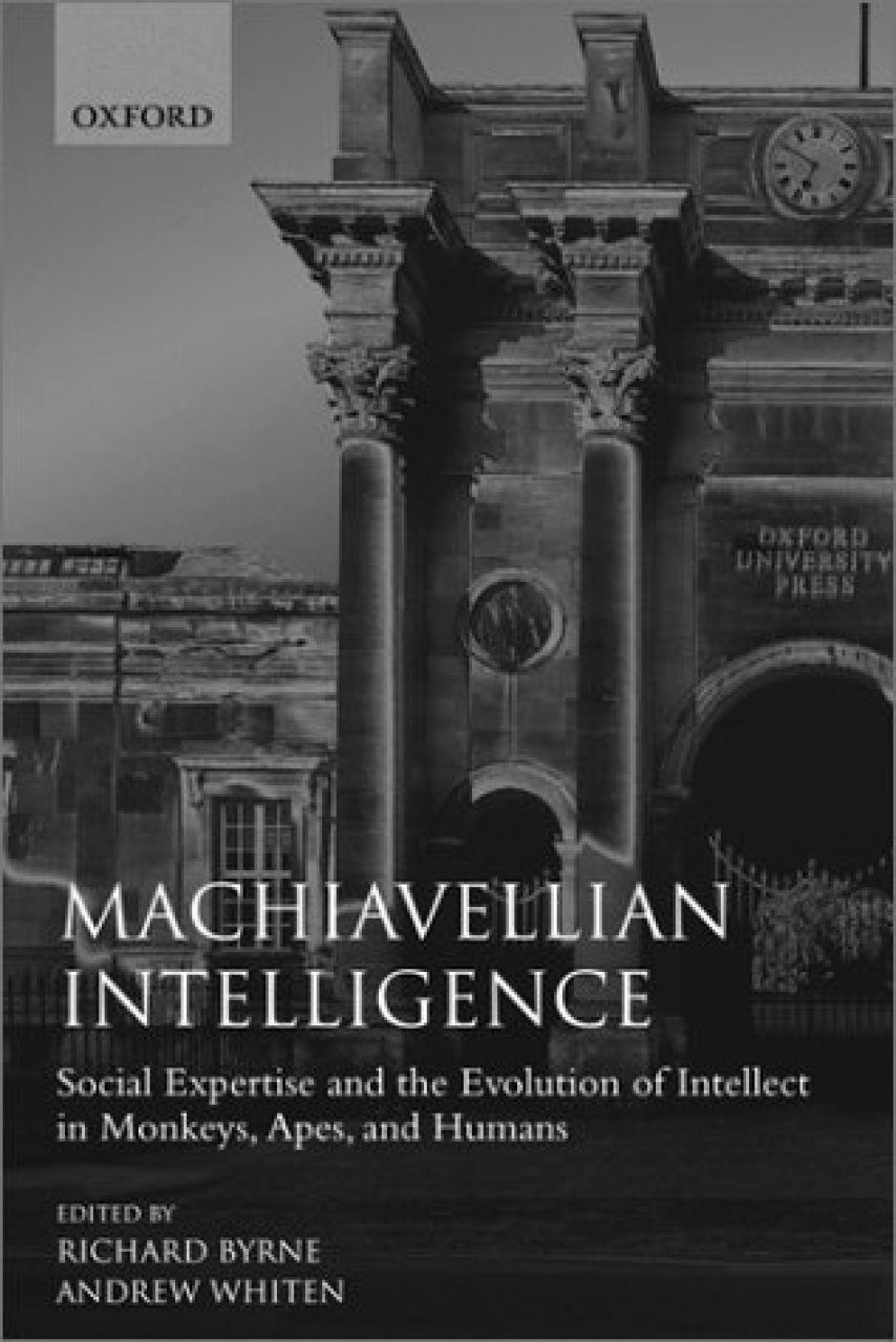 Machiavellian Intelligence