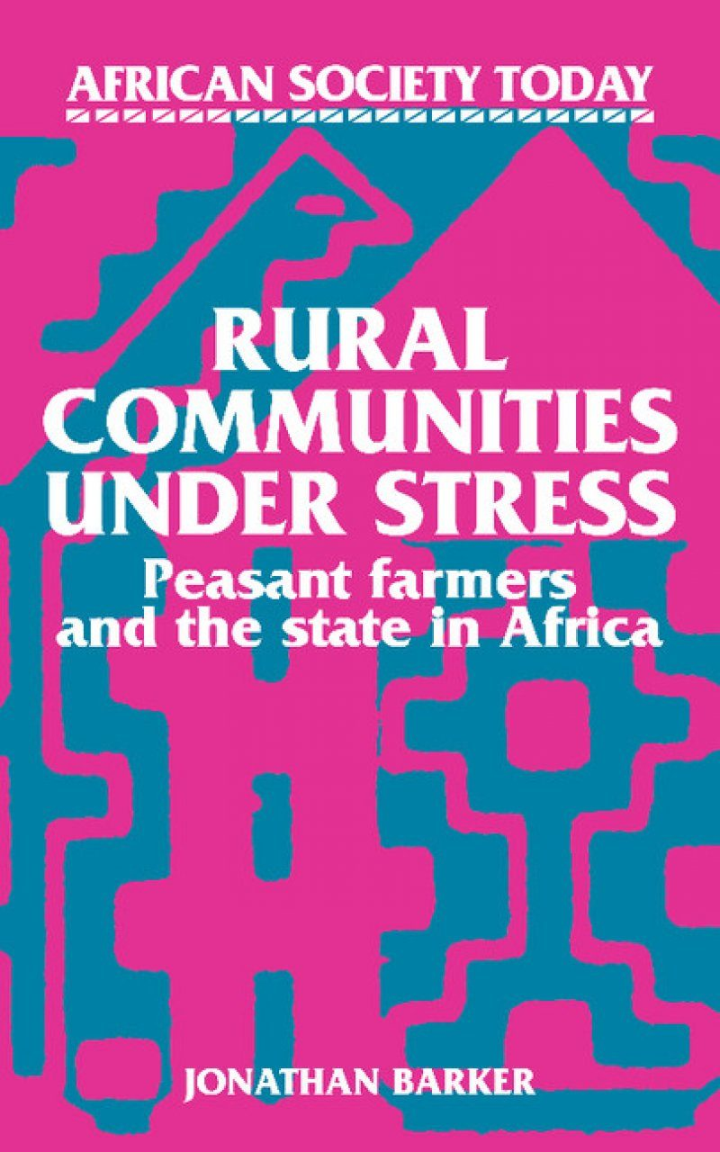 Rural Communities Under Stress